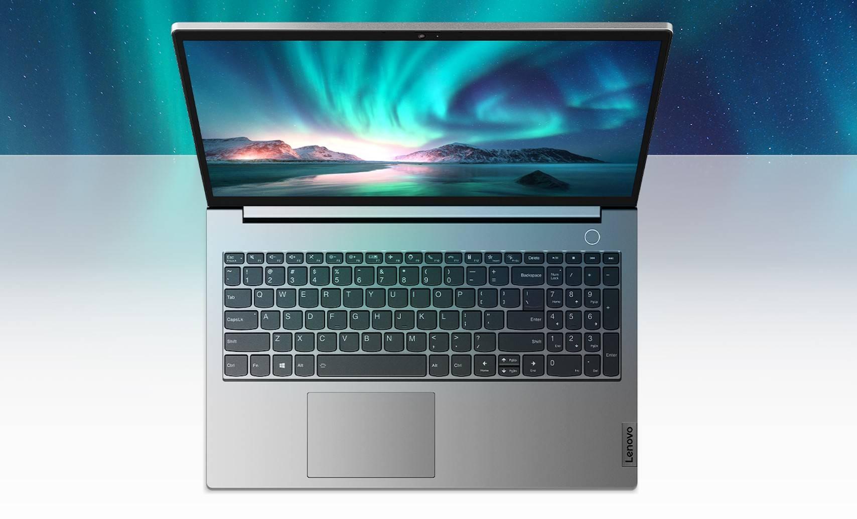锐智系创造本 ThinkBook 15锐龙版开启预售