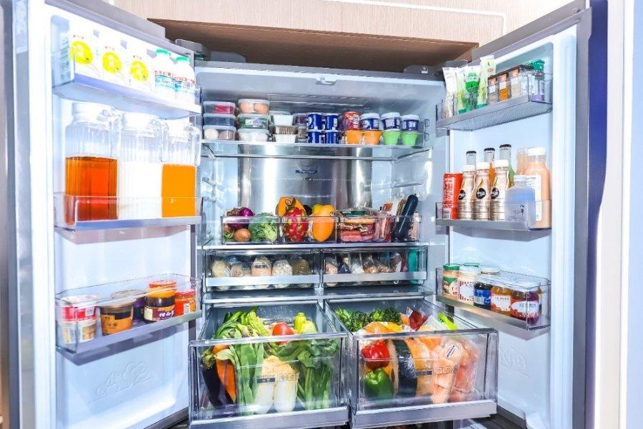 《【摩鑫平台代理奖金】健康饮食要双重保障!海尔冰箱获得超4成用户选择》
