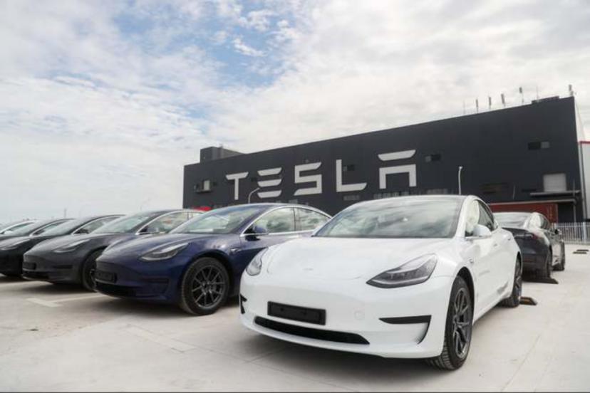特斯拉因剎車問題召回部分Model3,中國製造的除外