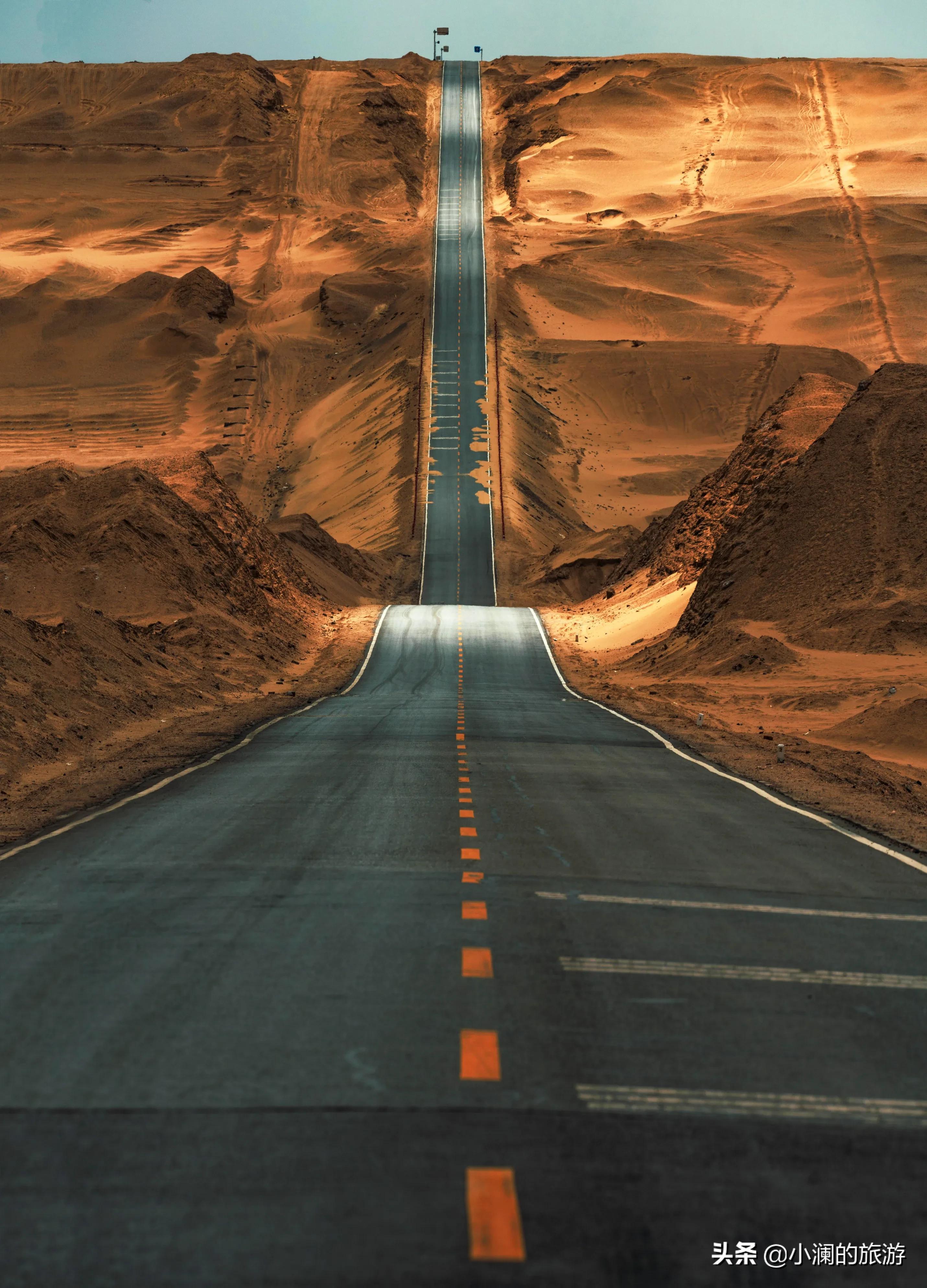 """中國版""""66號公路""""全程3063千米,一路上荒無人煙,卻又美若天堂"""