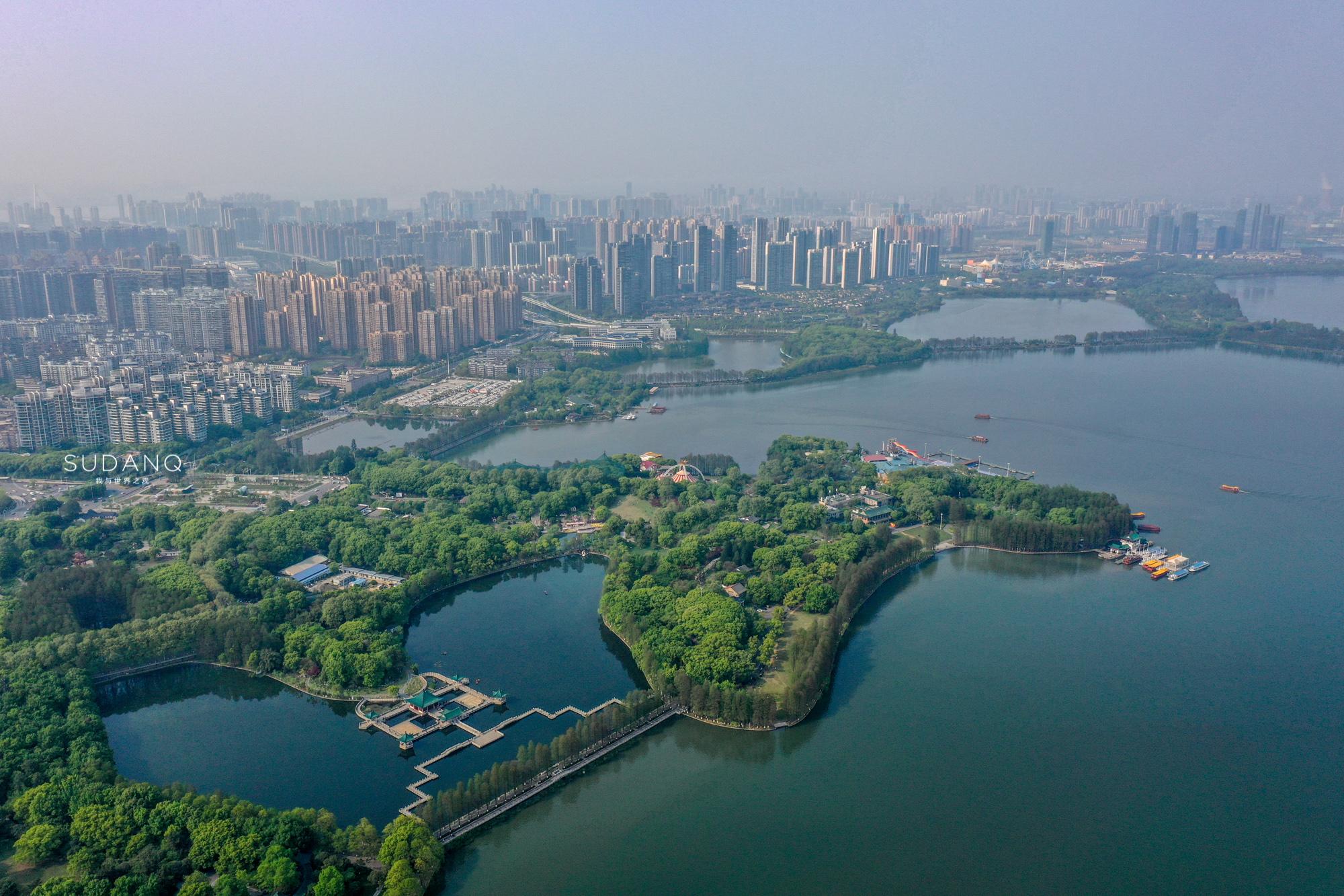 """武汉城建水平全国排名第五,网友争议不断,""""大武汉""""并非自嗨"""