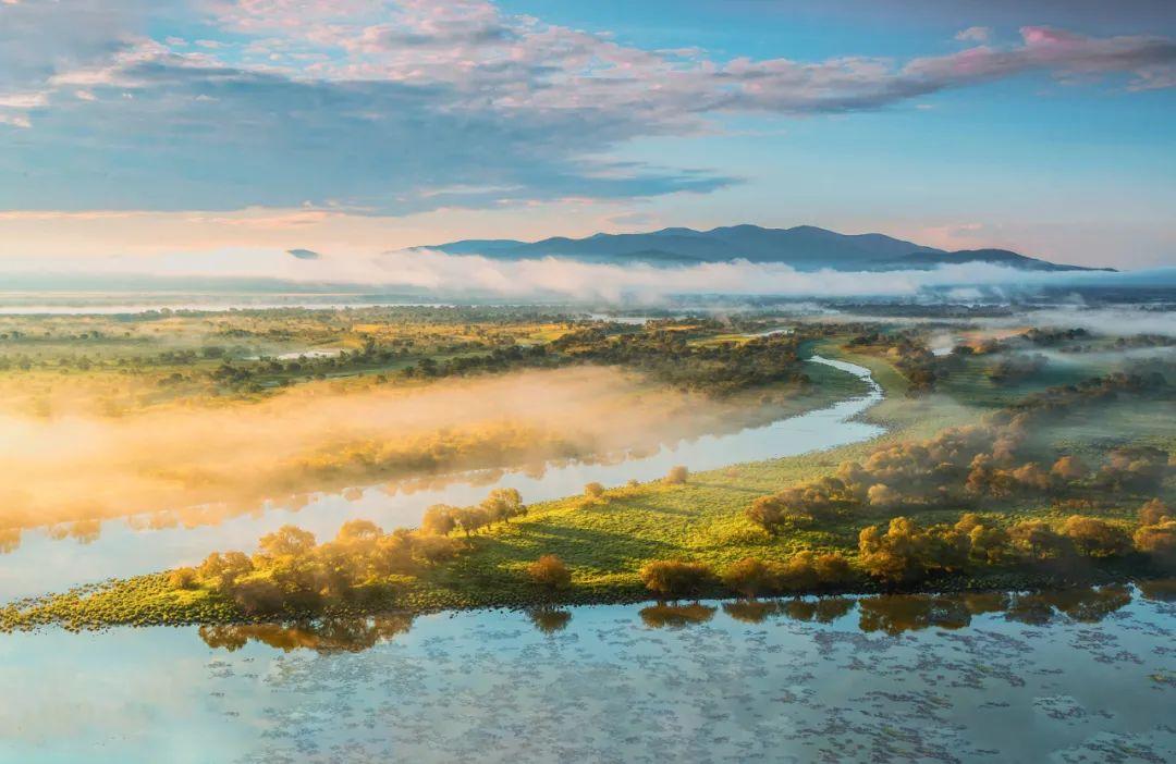 「用相机赞美家乡」我们眼中的黑土湿地之都