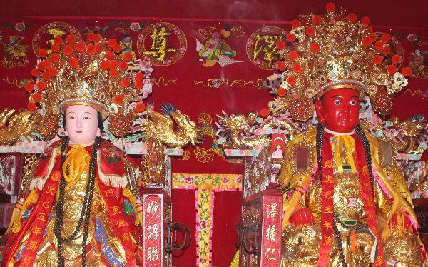 香港凤山寺广泽尊王信仰,见证海上丝绸之路