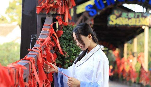 七夕西安游玩吃喝指南,让爱栖居传统文化