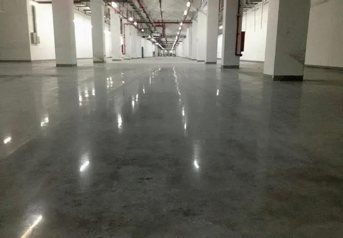 固化剂地坪真的不仅媲美大理石还比普通地坪更防滑吗?