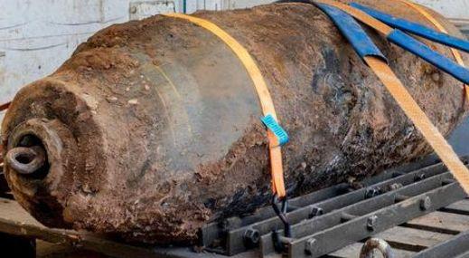 二战就能制造重1.8巨型炸弹,德国工业强国给我们什么思考