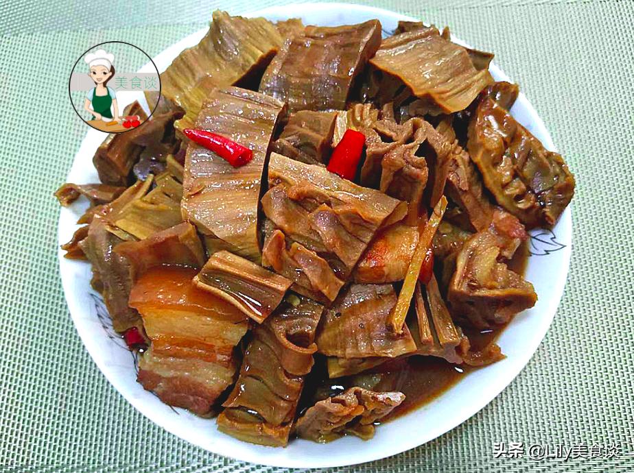 筍干燜五花肉做法步驟圖 燉肉真香