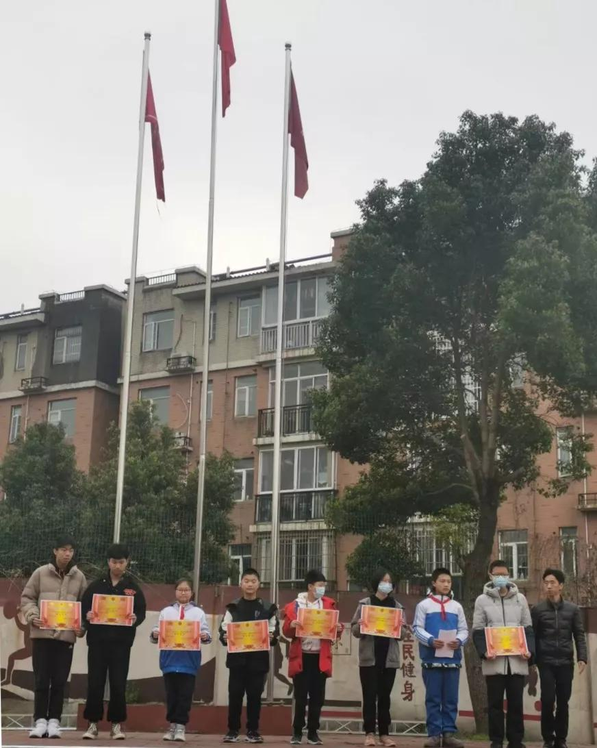 华一双师武汉小梅花学校2021春季学期开学典礼
