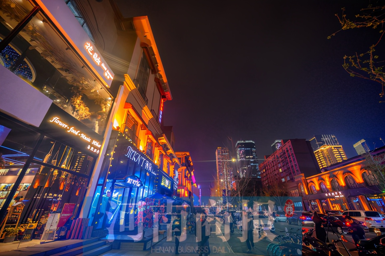 2018年总营业额就突破2.5亿!从一条普通的街变身特色商业街,郑州农科路经历了啥?