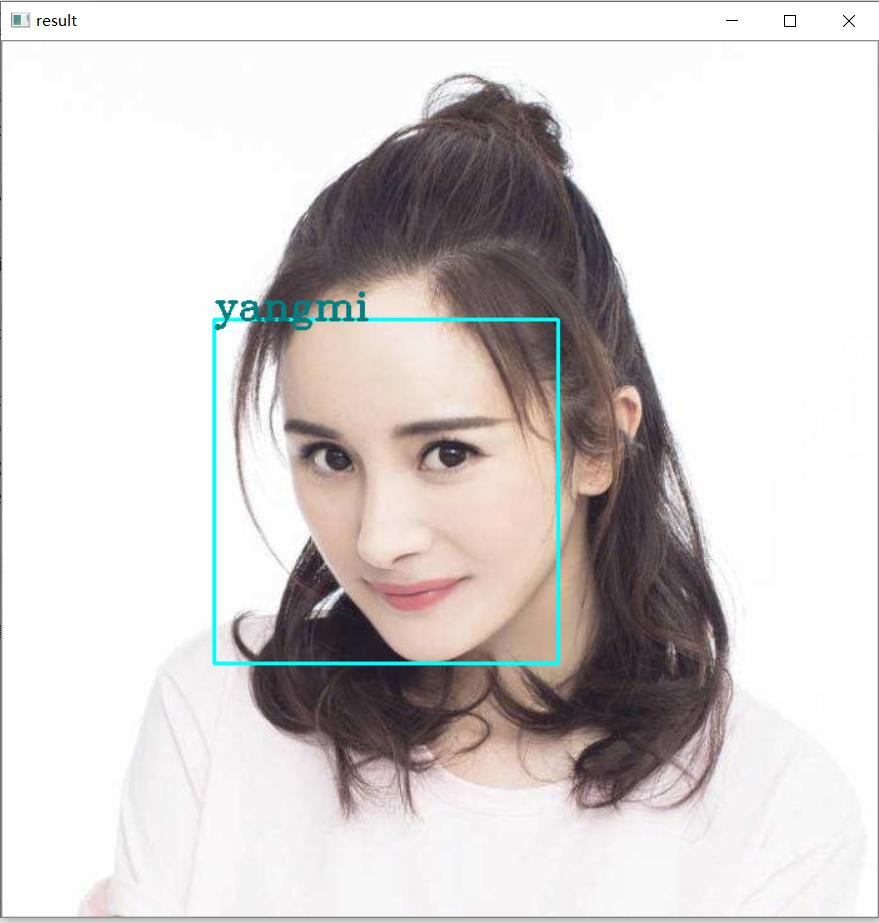 Python-opencv人脸检测和识别实现(有代码和资源)