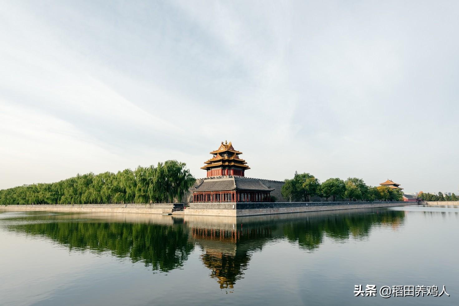 不到长城非好汉:北京上市公司市值榜
