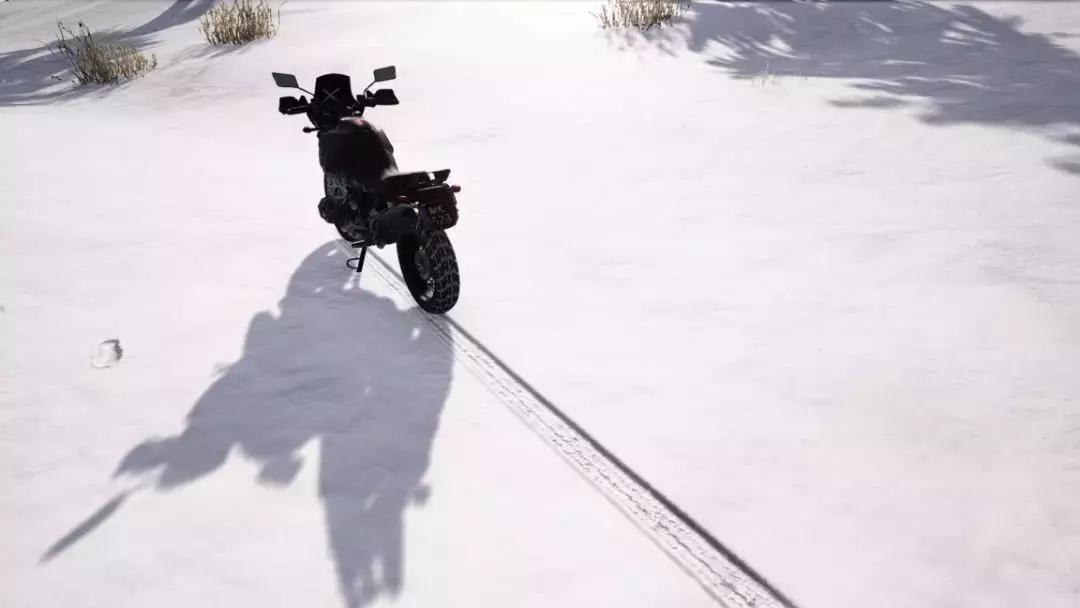 雪地脚印机制探究!最远竟然可以根据脚印跟踪敌人3.6公里?