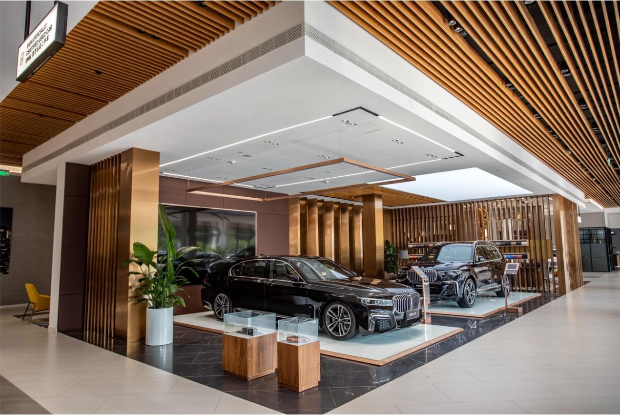 十年老店 焕新启程——郑德宝BMW领创中心开业运营