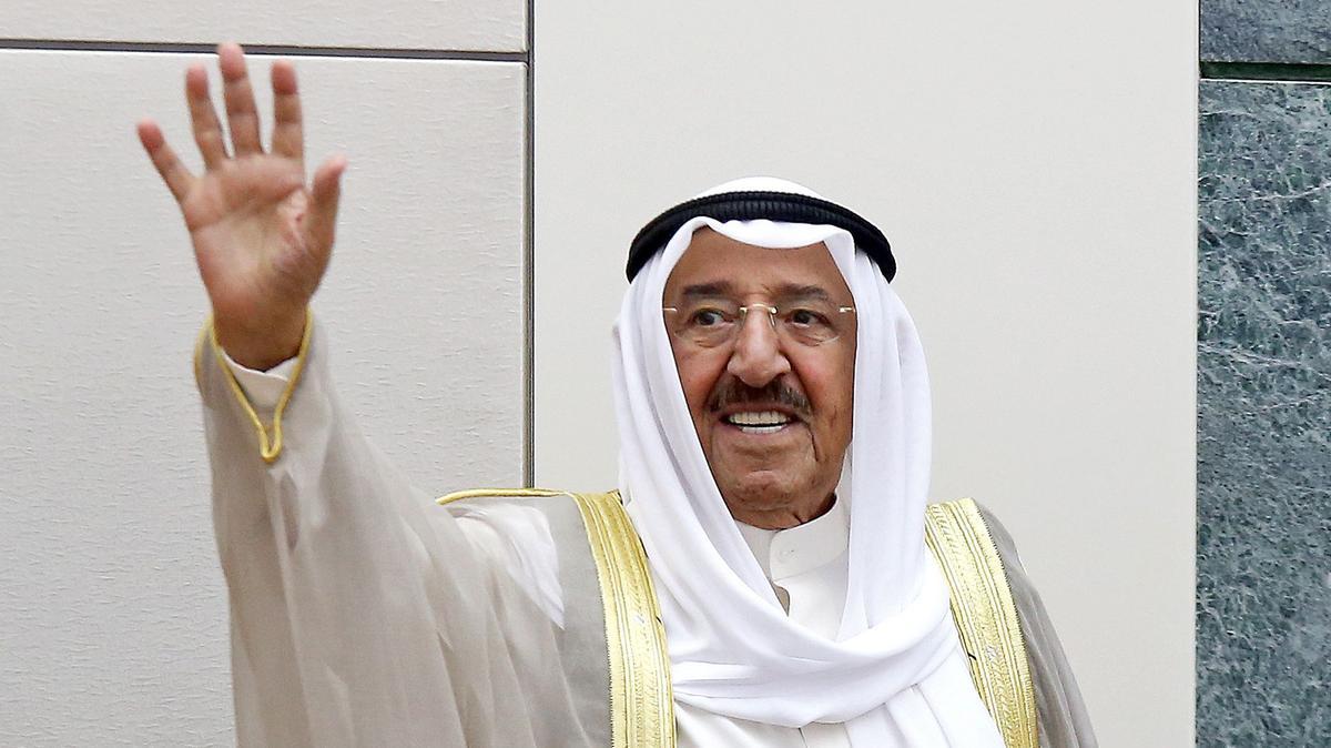 科威特埃米尔在美国病逝,享年91岁