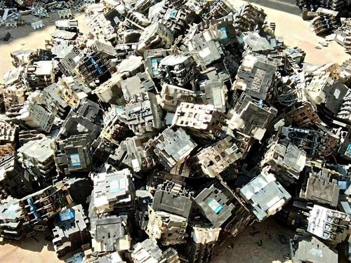 分享一个利润很惊人的冷门生意-回收废旧接触器,真正暴利好项目