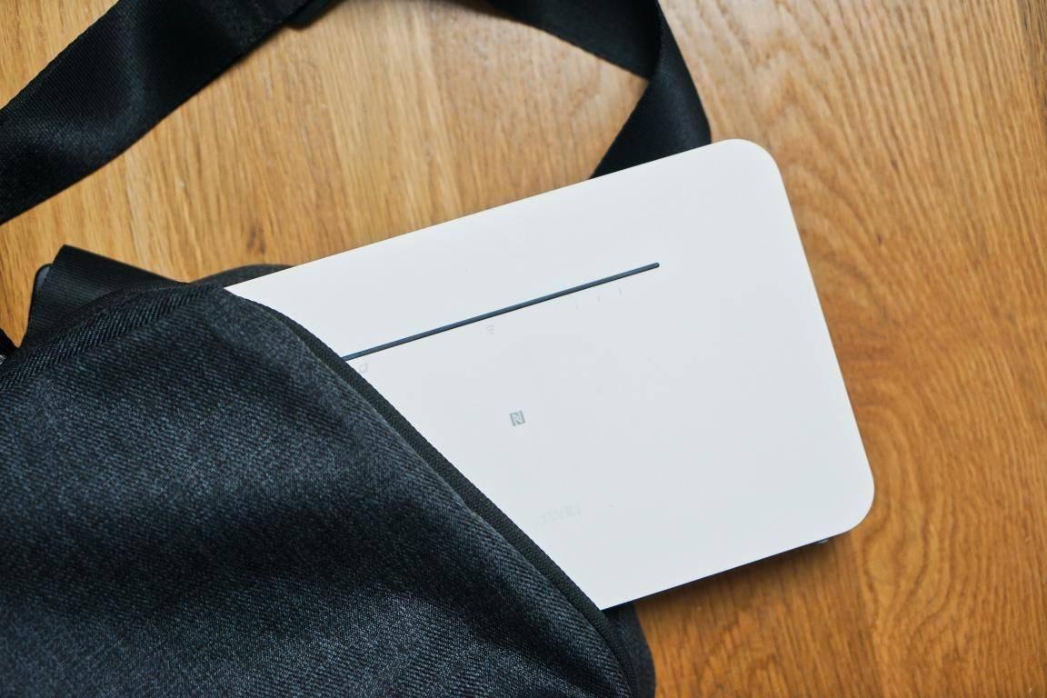 将好网络随身携带,华为移动路由体验