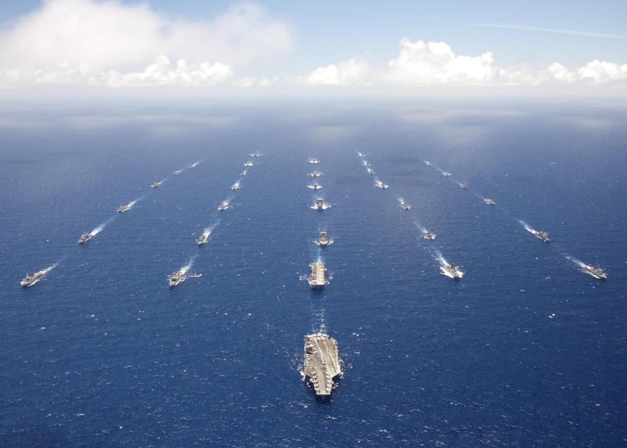 时隔60年,日本再搞类似动作!与澳大利亚签军事协定欲剑指中国