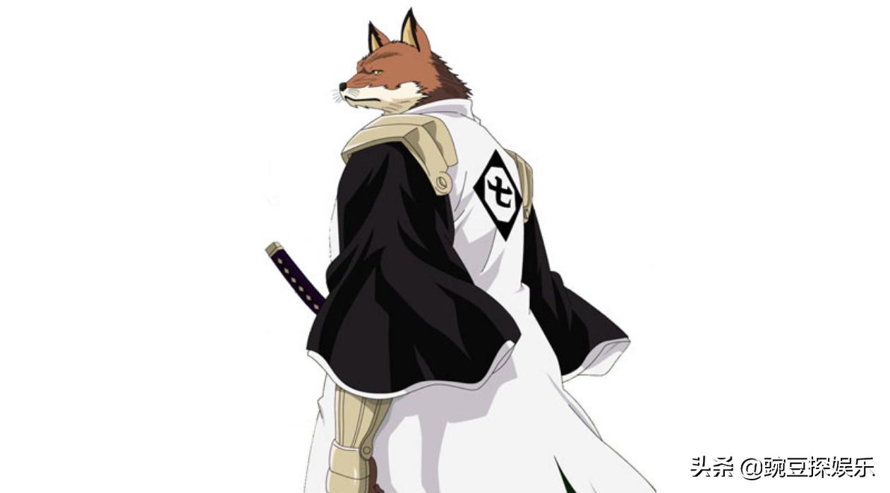 死神:「卍」解後的瀞靈廷十三番隊長你們還記得誰?
