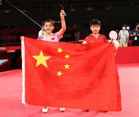中国女排彻底告别八强,孙颖莎大格局令人敬佩,37岁吕小军再夺金