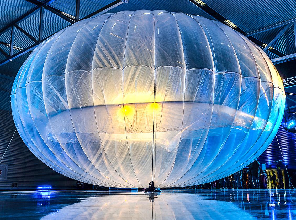 谷歌「气球互联网」计划终结:技术与浪漫,却敌不过马斯克的野心