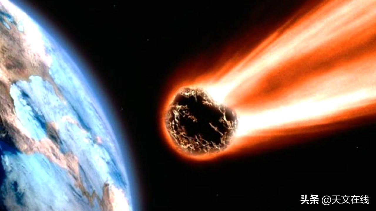 来自超新星的陨石雨,其穿越大气层的速度可达光速的1%