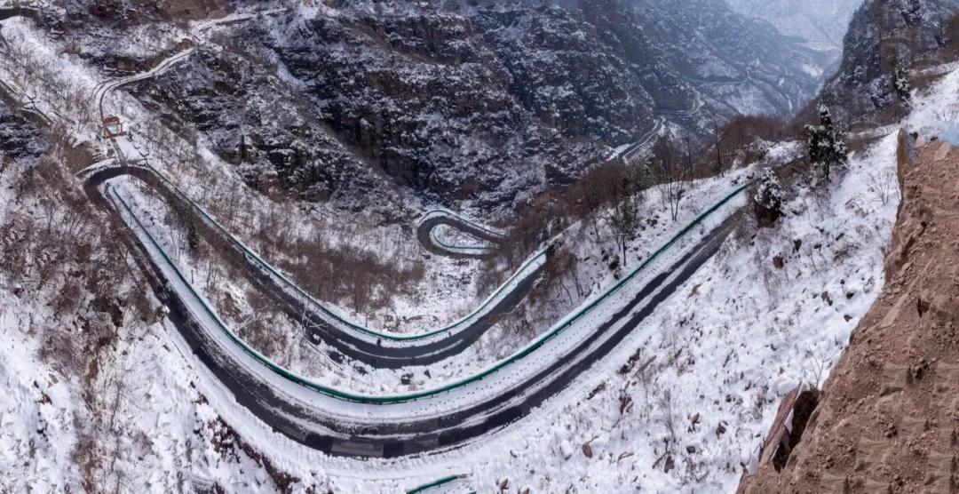 津门网韩修平:天界山春雪