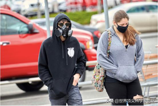 新科诺奖得主:美国人为啥不好好戴口罩?这篇文章也许能给出答案