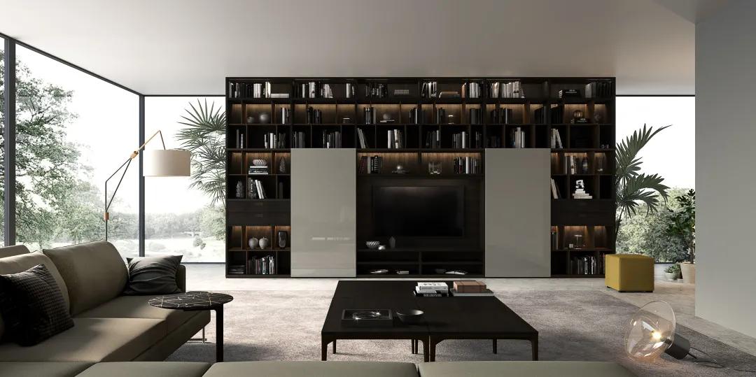 德州博洛尼高端定制·适合年轻人的百变客厅空间,买买买