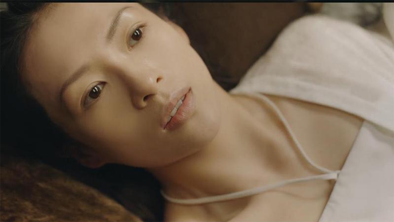 《上阳赋》:章子怡周一围上演高级调情,被赞又甜又欲,太撩人