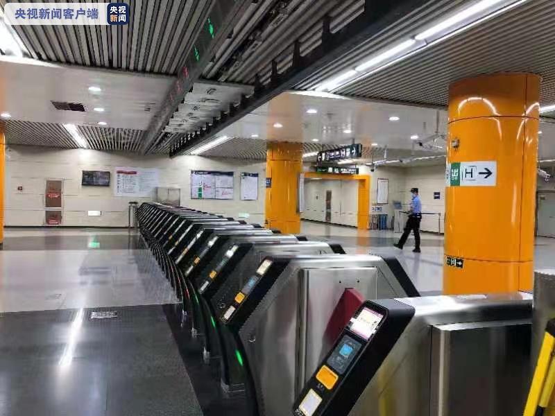 """北京""""创新型地铁""""来了!科技元素点亮""""智慧车站"""""""