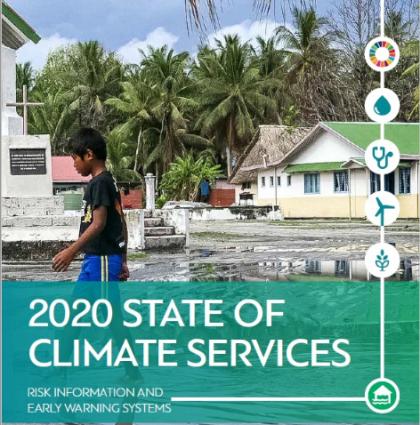 《2020年气候服务状况报告》:挽救更多生命 需从预警转变为早期行动