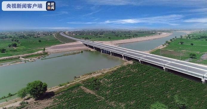 通车!中巴经济走廊最大交通基础设施项目正式移交