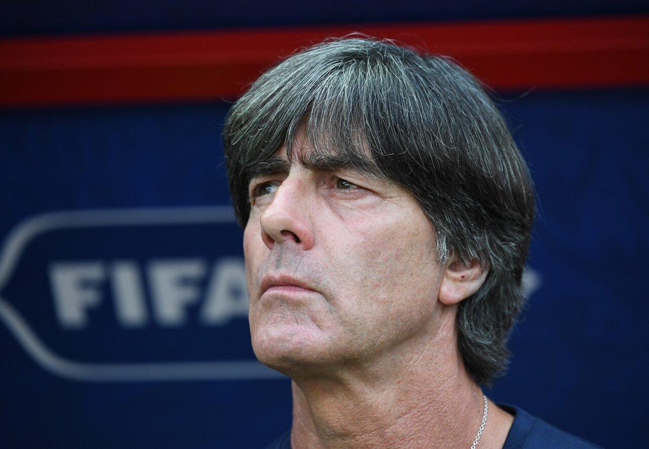 绍尔:德国走下坡路和勒夫没关系,他无法一朝改善德国青训的问题