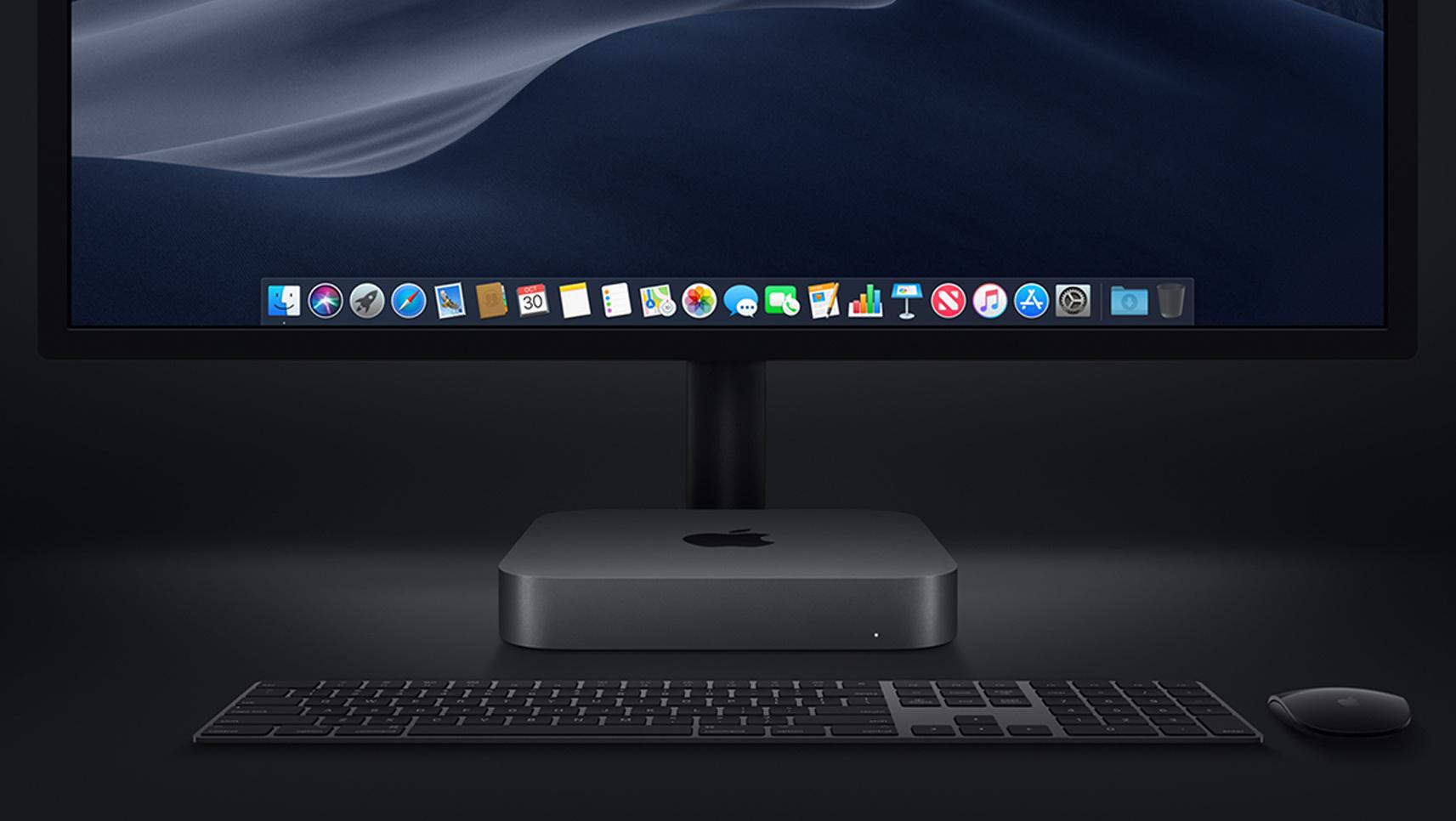 """""""新手入门""""Mac绿色生态的最好的选择!iPhone2018款Mac mini免费试玩"""