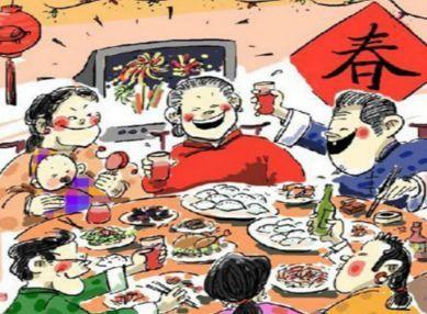 春节的传统习俗有哪些,这习俗你不一定都知道