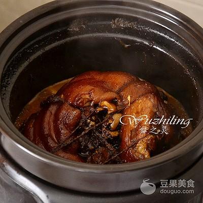 闽菜-红烧蹄髈的做法 闽菜做法 第8张