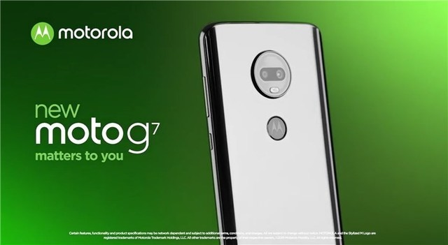 摩托罗拉手机连射四款新手机 均为Moto G7系列产品