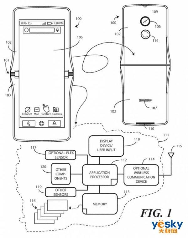 摩托罗拉手机折叠屏手机将要公布:外壳左右折起来 市场价约一万