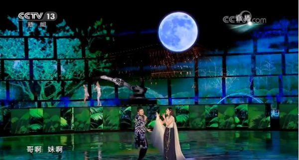 月亮出來亮汪汪亮汪汪是什么歌,原唱歌詞