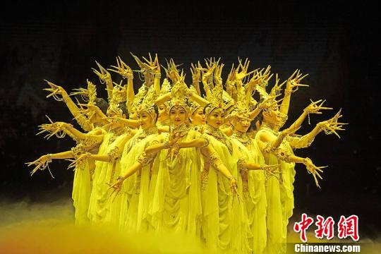 丝路花雨_中国新闻网