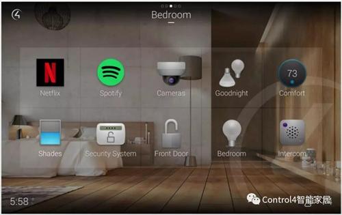 Control4 发布新标准操作系统OS 3,全新设计有效提升智能家居体验