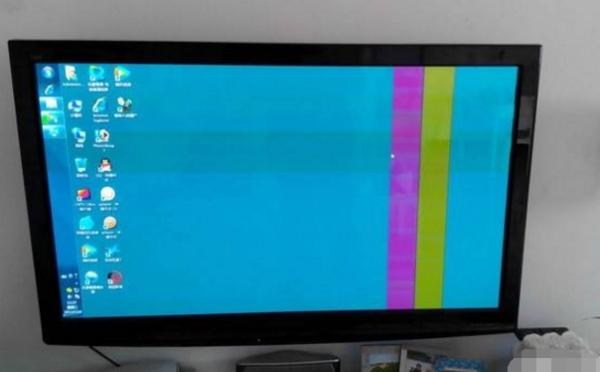 显示器有竖线维修方法(液晶屏有竖线能修理吗)