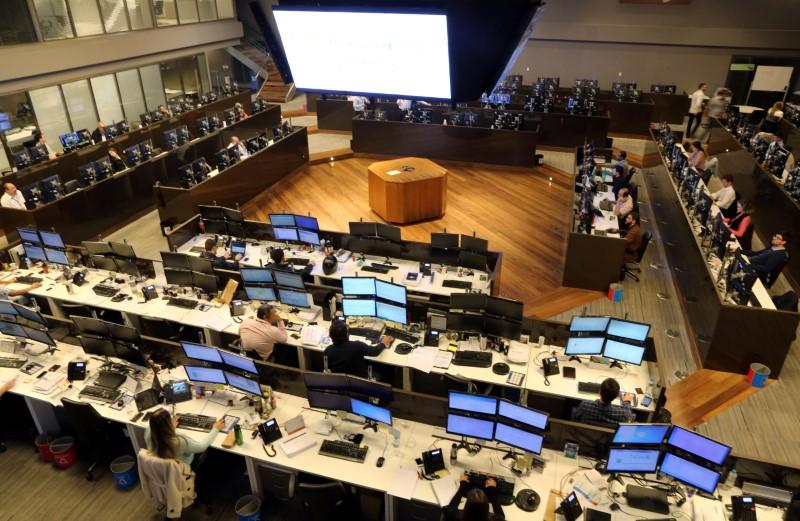 巴西股市上涨;截至收盘巴西IBOVESPA股指上涨2.48%