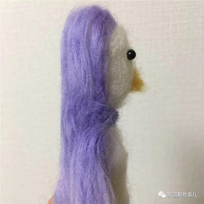 制作羊毛毡的理想与现实。网友们的鬼斧神工,也是让人叹为观止了
