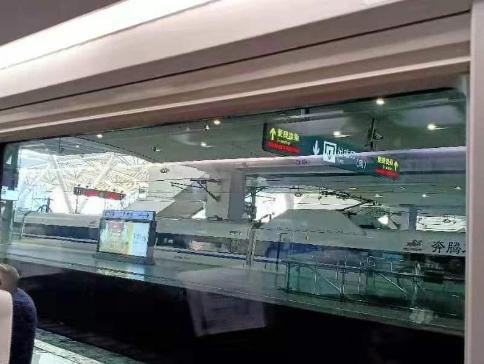 突发!因电网故障,广州南站部分列车暂停一个小时