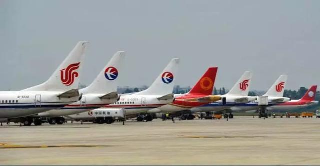 这些省区还没有航空公司 有你老家么