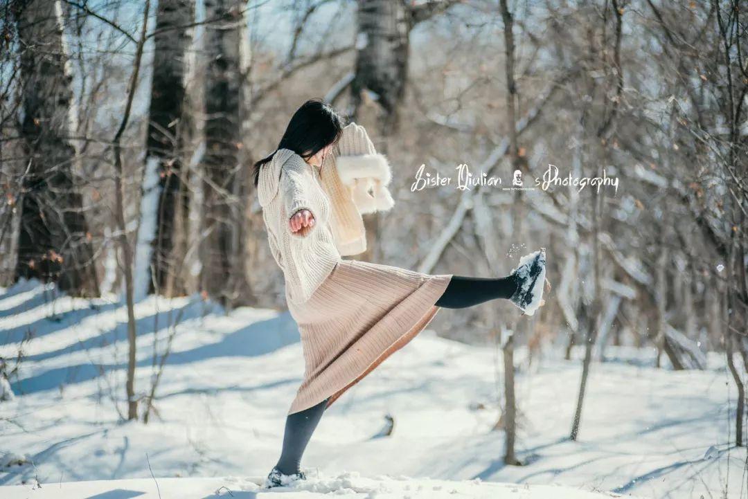 【安利】冬天拍照所有的小心机,都在这儿了!!!