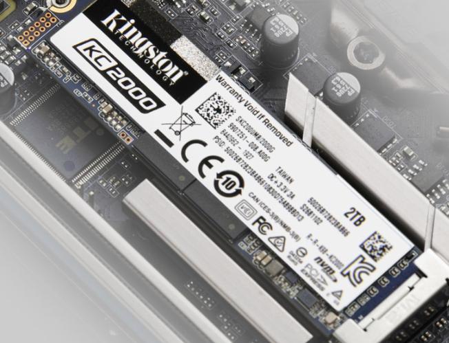 性能出色+安全可靠!金士顿固态硬盘让你的工作效率显著提升