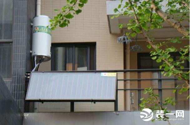 壁掛式太陽能熱水器如何安裝?安裝注意事項詳解