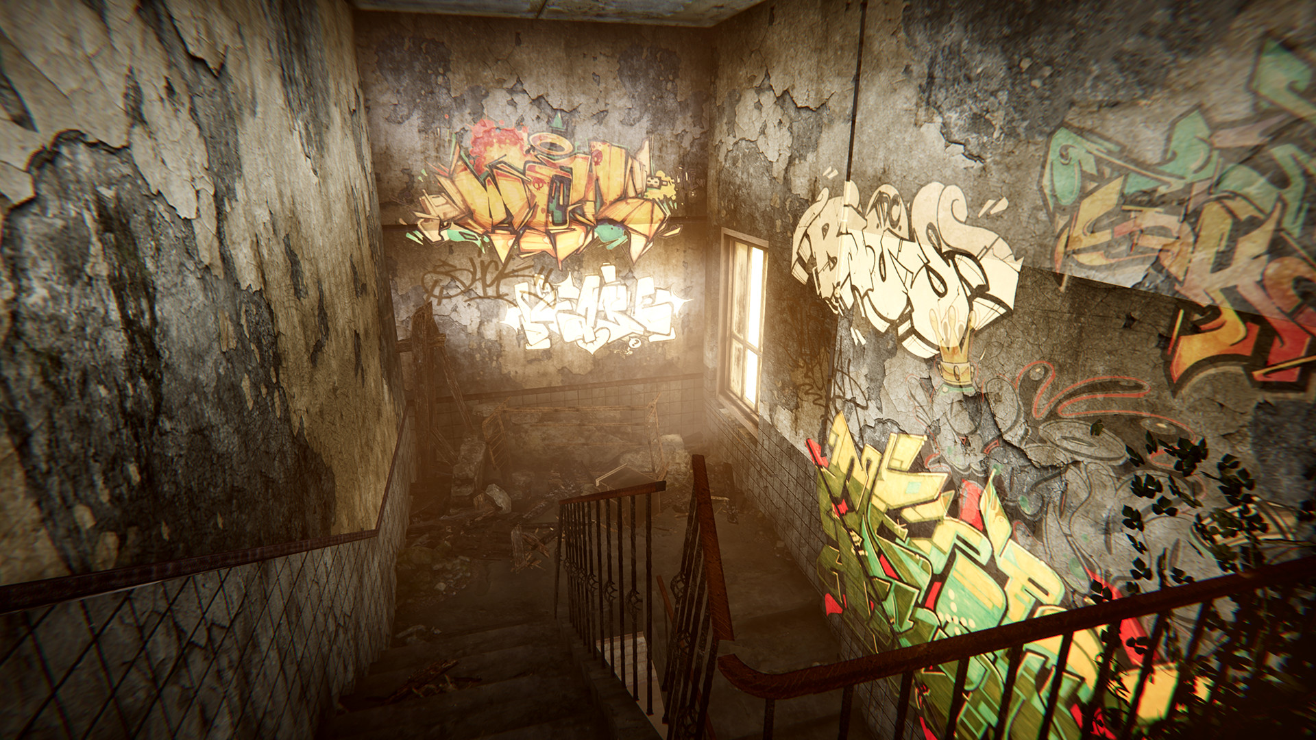 跑酷类第一人称探索游戏《都市探索者》上架Steam